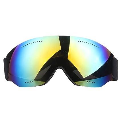 Road&Cool Esquí Gafas De Sol Máscara A Prueba De Viento ...