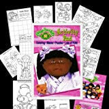 Cabbage Patch Kids, Coloring and Activity Book