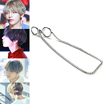 50e1a41ea KPOP BTS Bangtan Boys Earrings Jewelry Accessories Hot Gift for Mens And  Womens Earring by Kingmia