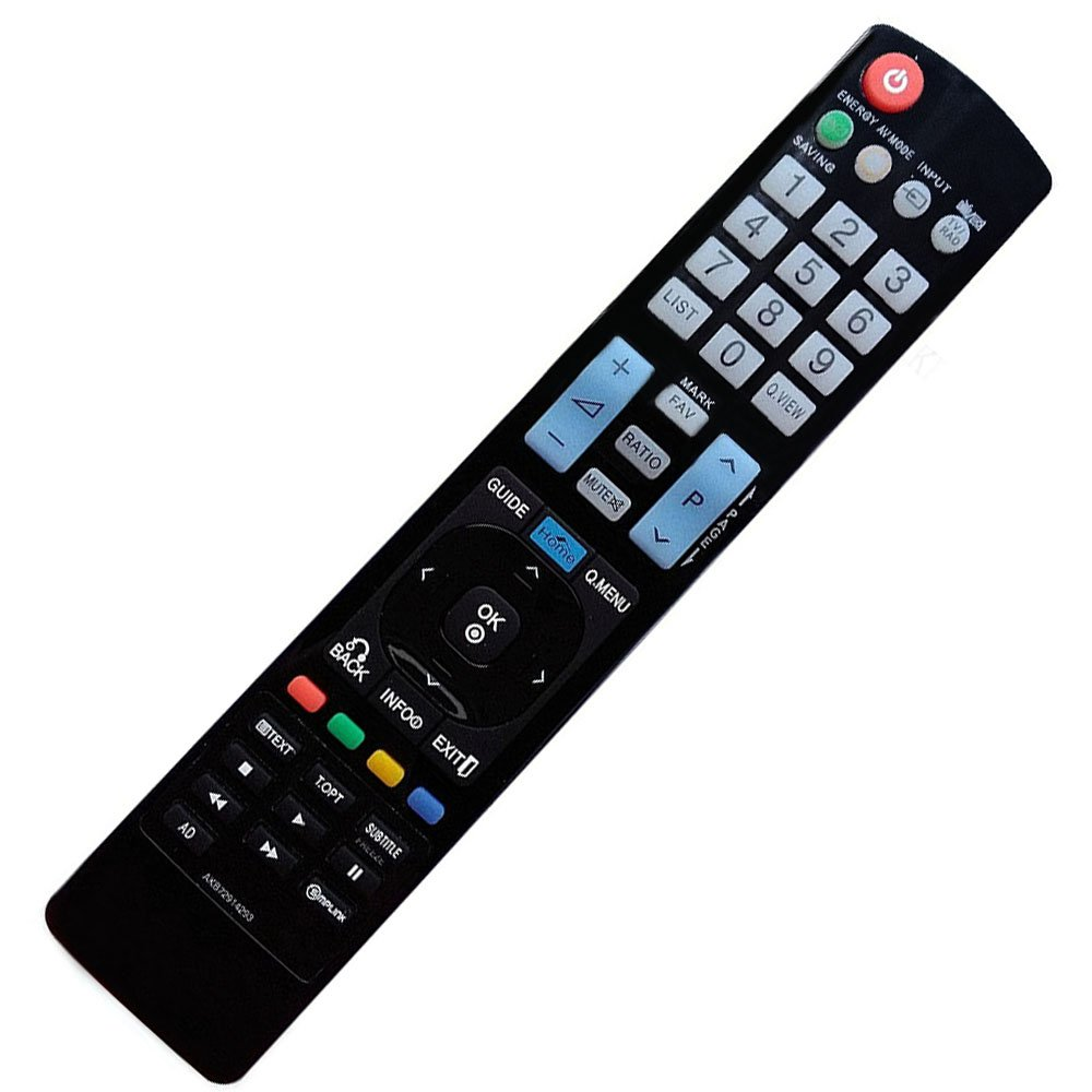 allimity AKB72914293 Replace Remote Control fit for LG AKB72915207 AKB72915217 AKB72915246 AKB73275606 AKB72915244 AKB72914202