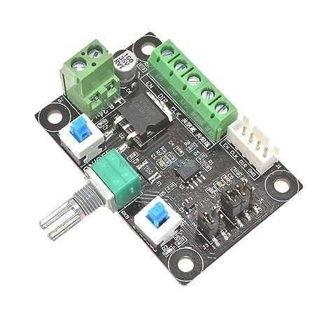 Stepper motor driver controller Speed Regulator Pulse Signal Generator Module 5V