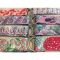 Adjustable D Ring Belt, Flamingo Belt, Ribbon Belt, Adjustable Belt, Tulip Belt, Fish Belt, Starfish Belt, Mum Belt, Sailboat Belt