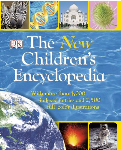 The New Children's Encyclopedia cover