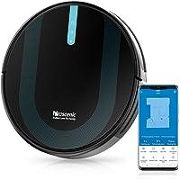 proscenic 850T Robot Aspirador y Fregasuelos, 3000Pa, Compatible con Alexa & Google Home, Muro Magnético, Depósito y…