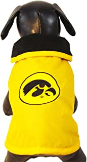product image for NCAA Iowa Hawkeyes All Weather Resistant Protective Dog Outerwear