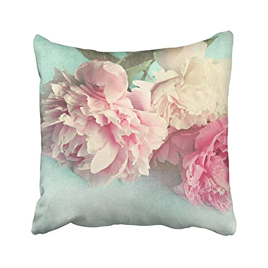 GOOESING - Funda de Almohada con Diseño de Rayas, Color Rosa ...