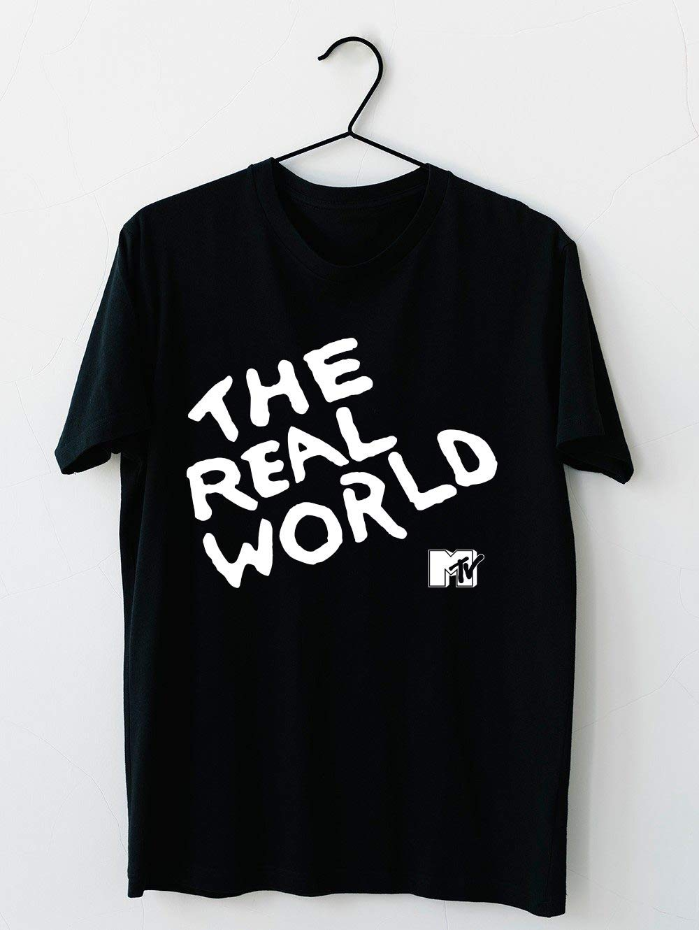 Mtv The Real World T Shirt For Unisex