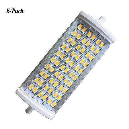 YUN Light Bulb@ R7S LED Bombillas Regulable 16W J135 135MM LED ...