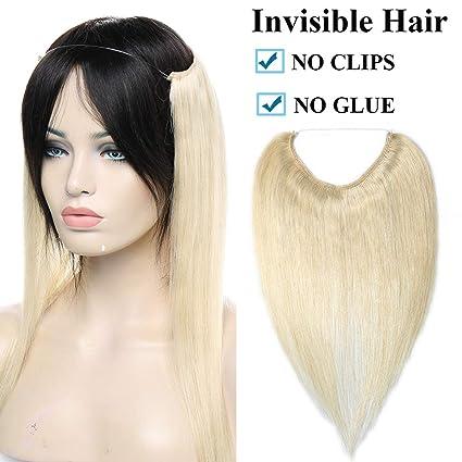 Extension capelli veri su capelli corti