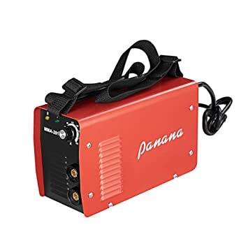 panana maa200 K IGBT Inverter Soldadura MMA portátil soldar Sistema 30 A hasta 200 A Inverter sudor eléctrica 230 V - Stick - Red.: Amazon.es: Bricolaje y ...
