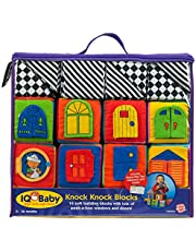IQ Baby - SWT7068300 Small World Toys - Knock-Knock Blocks