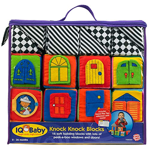 Small World Toys IQ Baby - Knock-Knock -