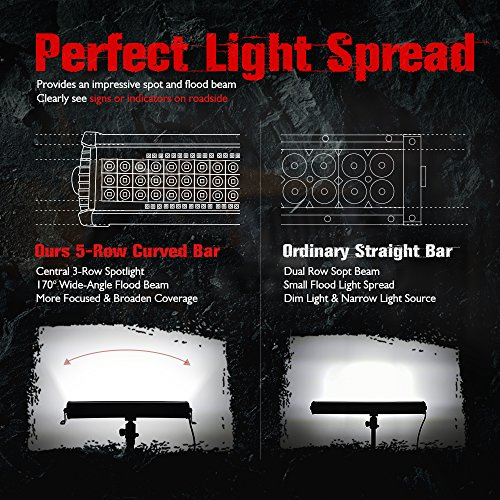 MICTUNING-GlowStar-5-Row-Curved-LED-Light-Bar-13000LM-Spot-Flood-Combo-Offroad-Driving-Fog-Light-for-4X4-Jeep-Truck-Boat