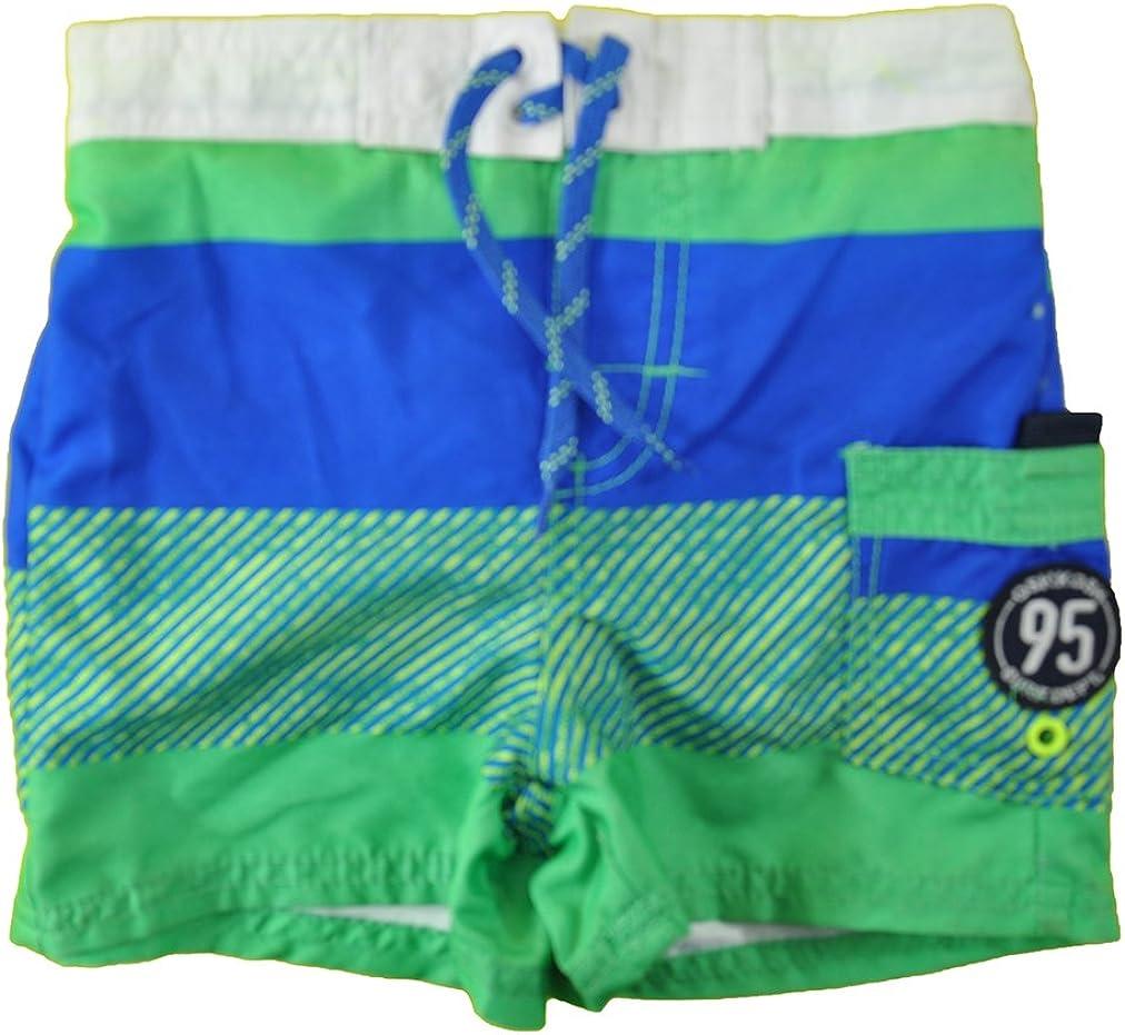 Osh Kosh BGosh Baby Boys Infant Blue Printed Swim Short
