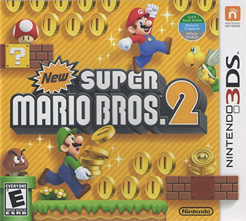 New Super Bros 2 - Nintendo 3DS (World Edition)
