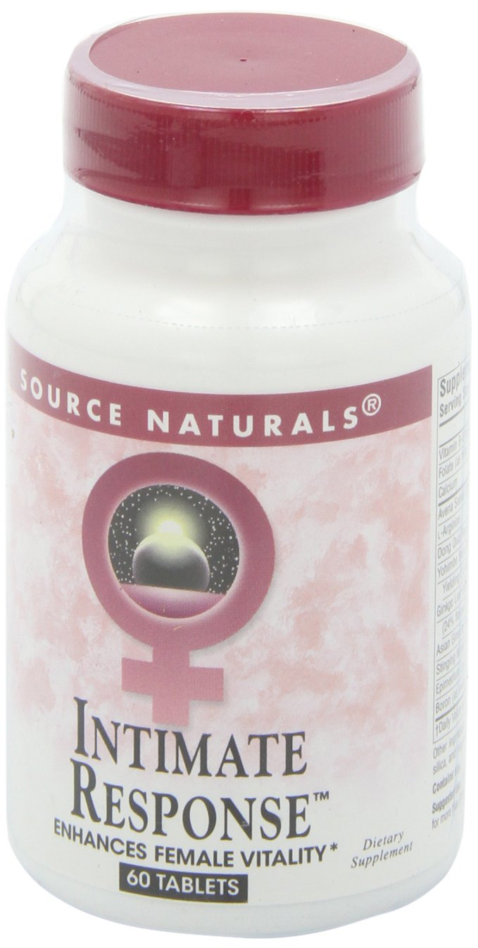 Source Naturals Intimate Response (Eternal Woman), 60 Tablets