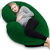 Velvet C Shape Pregnancy Pillow