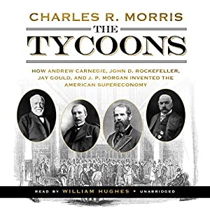 The Tycoons Audiobook