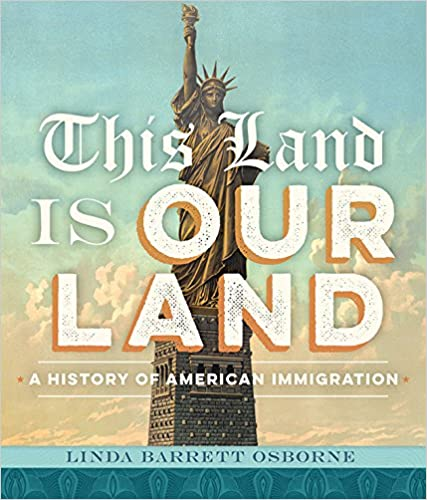 ~TOP~ This Land Is Our Land: A History Of American Immigration. comience Turismo Research Viaja tempA Horizon