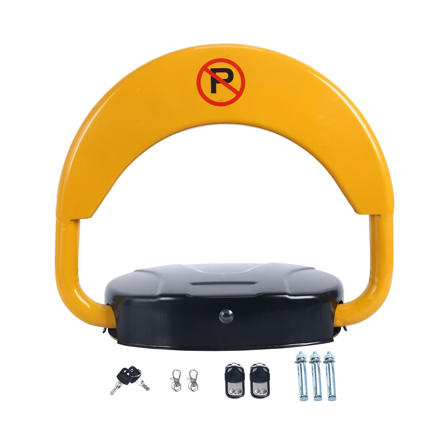 Homend Automatic Remote Control Parking Lock Remote Control Carport Auto Parking Space Lock Easy Installation
