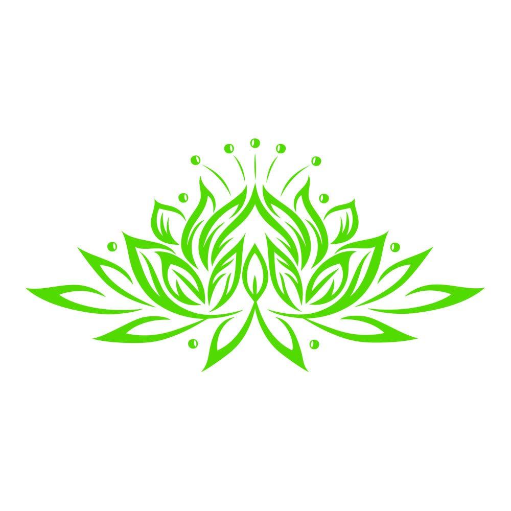 Azutura Lotus Blaume Wandtattoo Blaumen Wand Sticker Buddhismus Buddhismus Buddhismus Wohnkultur verfügbar in 5 Größen und 25 Farben Mittel Weiß B00DODD1SS Wandtattoos & Wandbilder abfddc