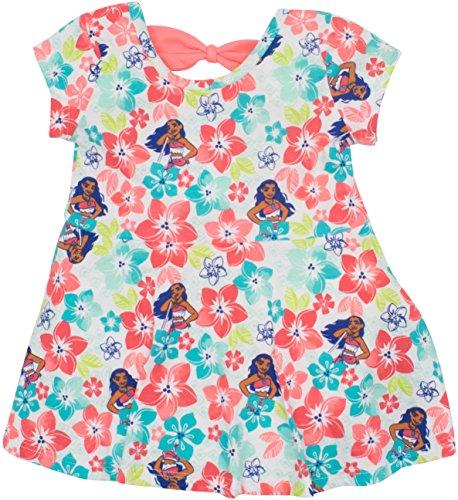 Island Floral Print Dress - 4