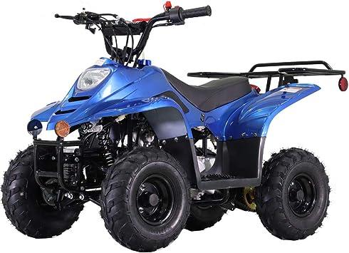 X-PRO 110cc ATV Quad Youth ATVs Quads 110cc 4 Wheeler ATVs Kid Size ATV 4 Wheelers