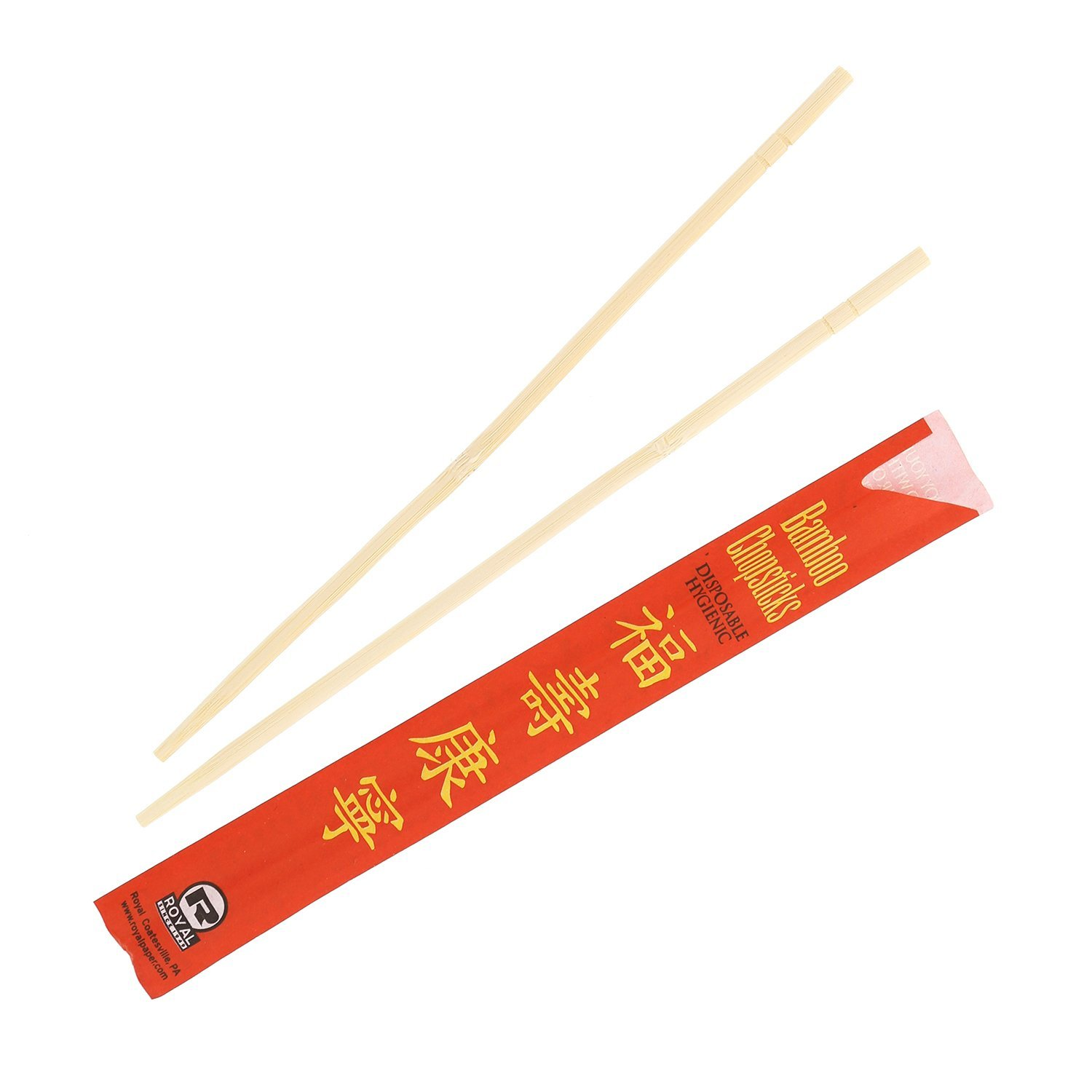 Royal Paper Premium Disposable Bamboo Chopsticks Review