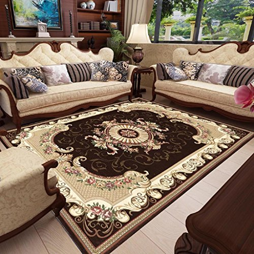 TMY Alfombra Moderna Cómoda Usable Creativa Antideslizante Extraíble Lavable Dormitorio Junto a la Cama Sala de Estar...
