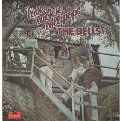 Love, Luck N Lollopops LP (Vinyl Album) Canadian Polydor