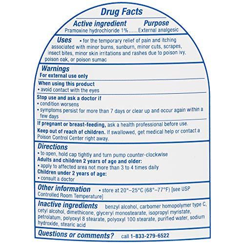 Sarna Sensitive Anti-Itch Moisturizing Lotion for Dry Irritated Skin, 7.50 oz. 2
