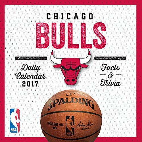 Turner Licensing Sport 2017 Chicago Bulls Box Calendar (17998051420)