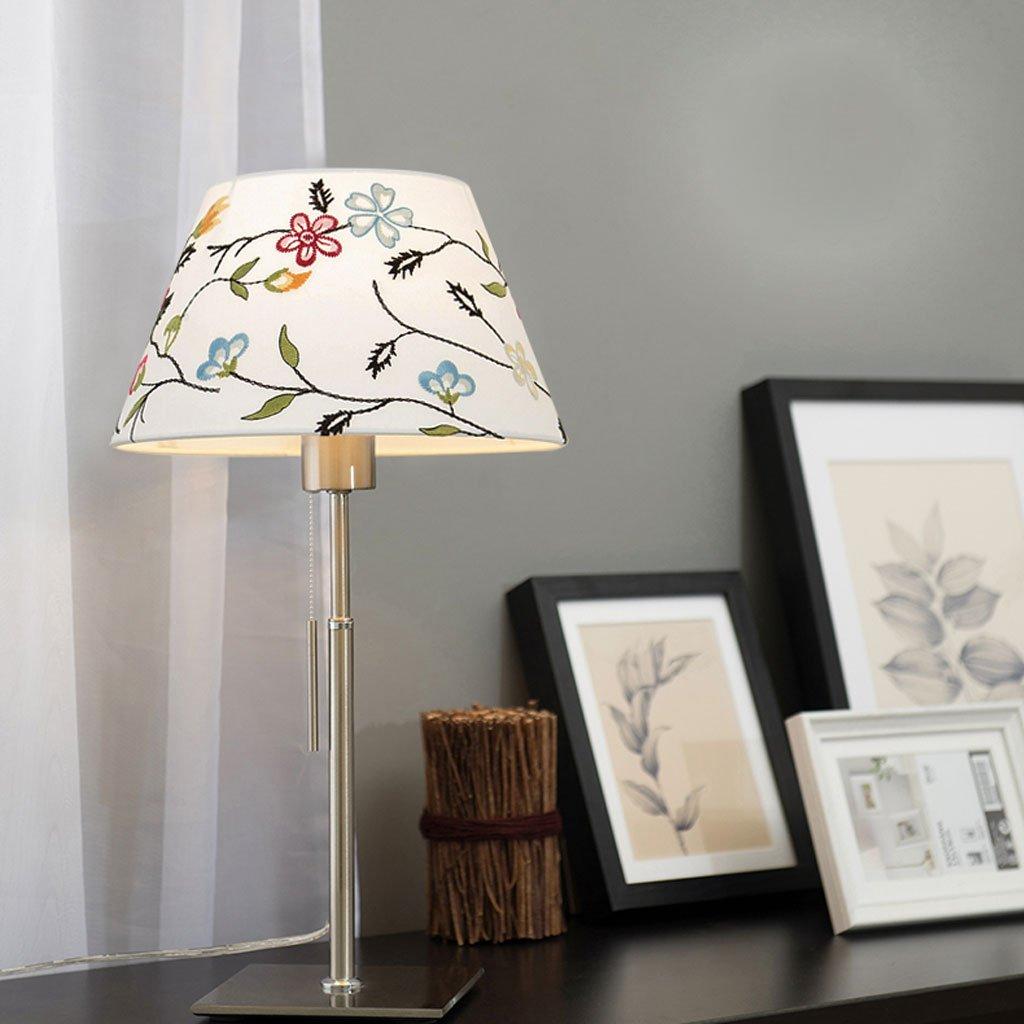 Rainbow Tischleuchte Zugschalter Wild Kreative Kreative Kreative Einfache Moderne Schlafzimmer Nacht Ehe Zimmer Nachttischlampe (Farbe   Weiß) B07BW3DCZ5   Vielfältiges neues Design  cd52e3