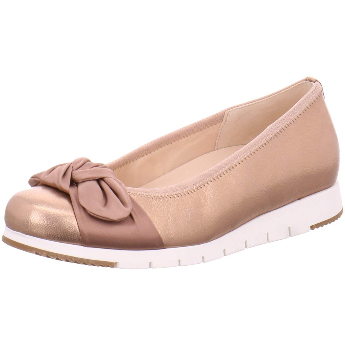 Gabor Damen Ballerinas 82611 62 Gold 440113