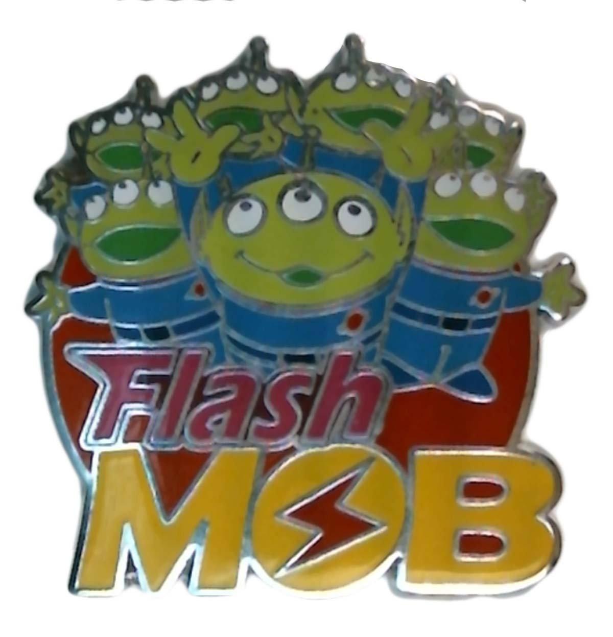 Disney Pin - Toy Story Aliens Flash Mob - 100338