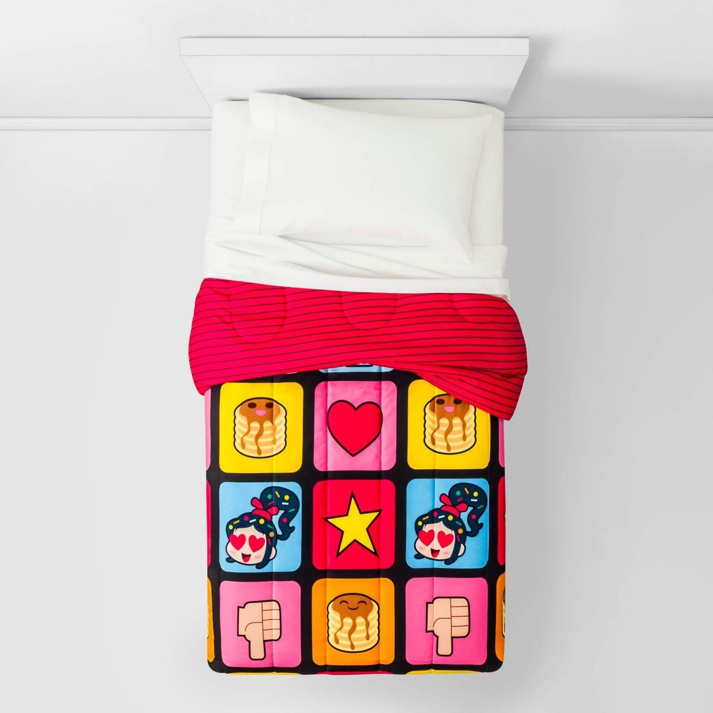 Franco Wreck-It Ralph Reversible Twin Comforter