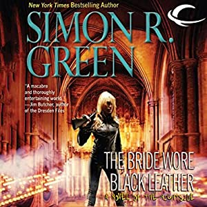 The Bride Wore Black Leather Audiobook