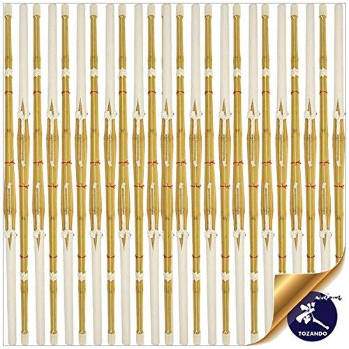 剣道用竹刀 普及型床仕組マルチパッケージ B008P8QWNI 34|30本セット 30本セット 34