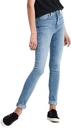 High Rise BleuVêtements Et Levis Skinny 721 Jeans WHeE2D9IbY