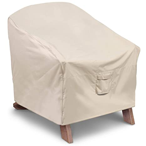 Amazon Com Vailge Patio Adirondack Chair Covers Heavy Duty Patio