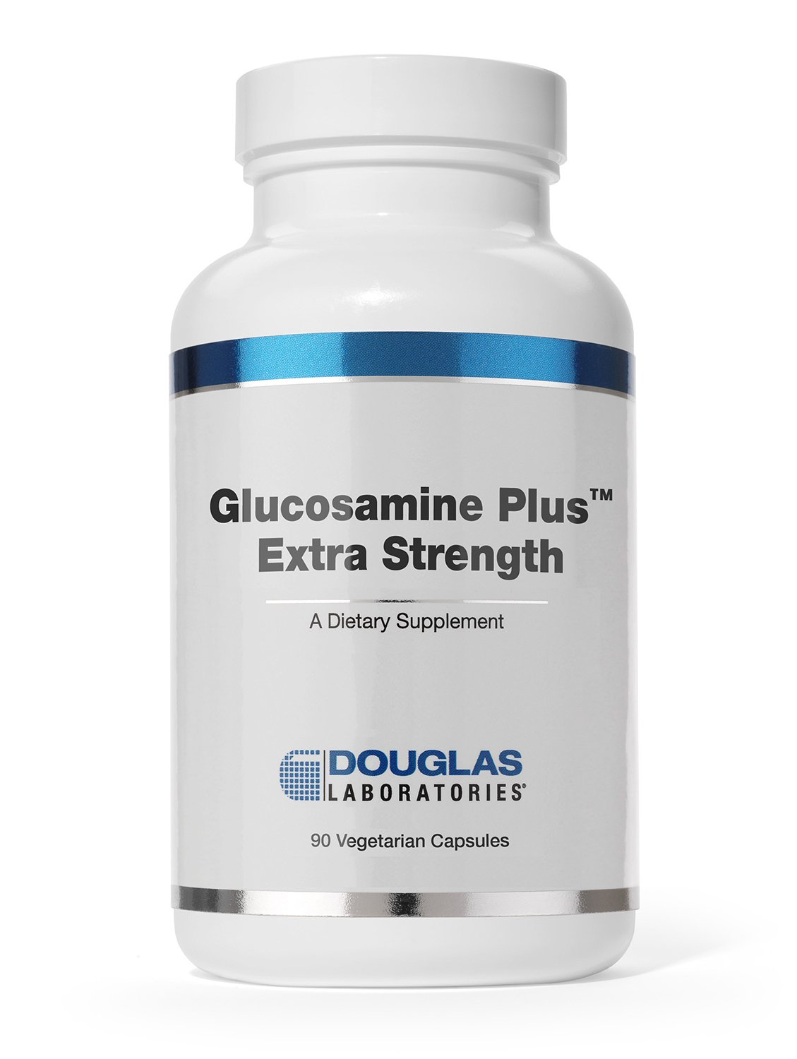 Douglas Laboratories - Glucosamine Plus Extra Strength - Supports Health of Connective Tissues and Joint Cartilage* - 90 Capsules by Douglas Laboratories