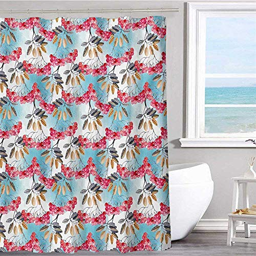 MKOK Shower Curtain Lining 72
