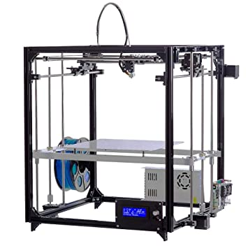 IROSE Impresora 3D Mini Plaza DIY Kit De Nivelación ...