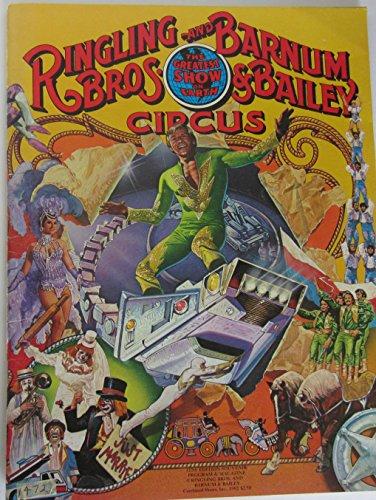 Ringling Bros. (Brothers) and Barnum & Bailey Circus - 112th edition Souvenir Program & Magazine, 1982