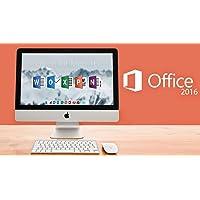 Microsoft Office 2016 Professional Plus Complete | Español | ESD (Código digital) enviada por correo electrónico | licencia perpetua