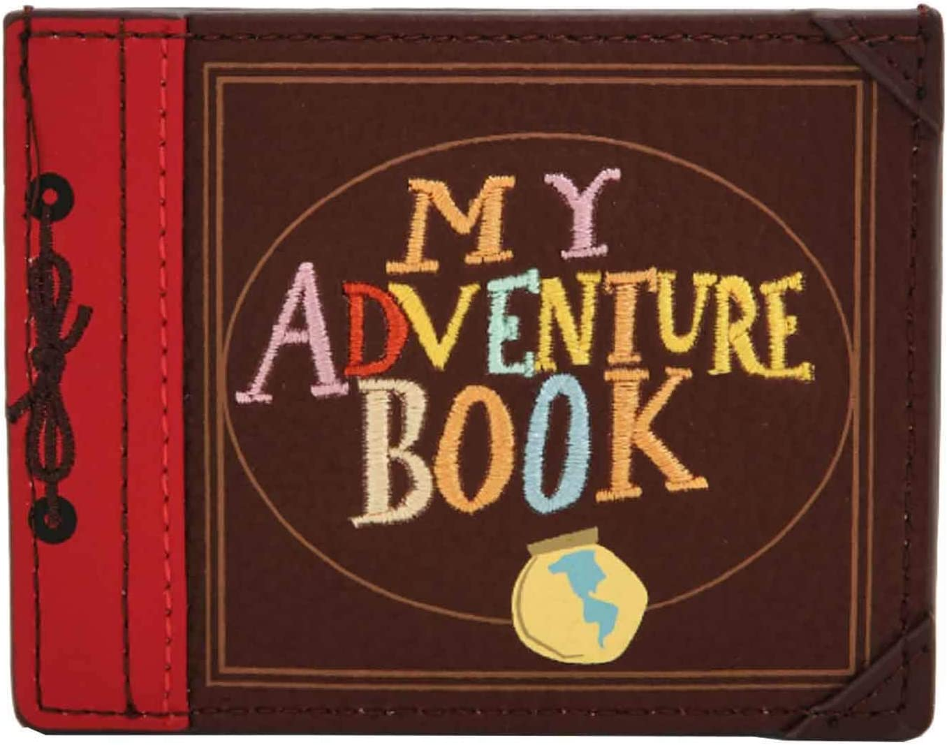 Portefeuille Pliable Loungefly x Disney Pixar Up My Adventure Book