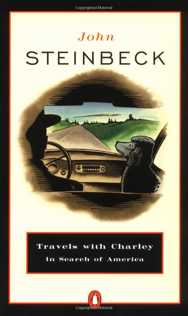 Travels Charley Search America Steinbeck