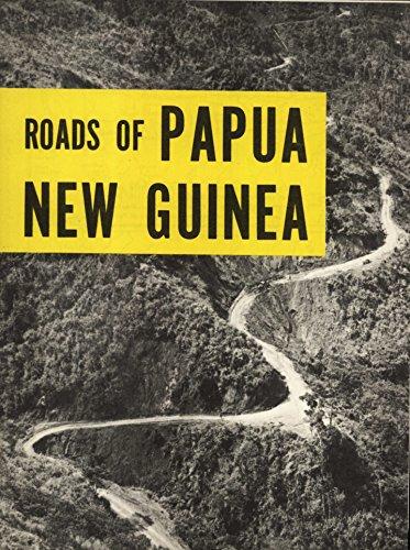 Roads of Papua New Guinea...