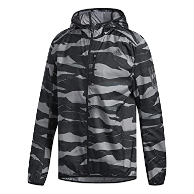 adidas Own The Run Jkt Chaqueta, Hombre: Amazon.es: Ropa y ...