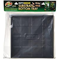 Zoo Med NT11T Substrate Bottom Tray 16x16x2 for NT-10/11/15